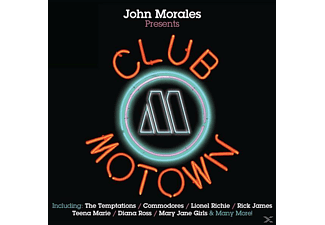 VARIOUS - John Morales Presents Club Motown - (CD)