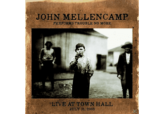 John Mellencamp - Performs Trouble No More Live At Town..(LTD Edt) [Vinyl]