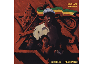 Michael Prophet - Serious Reasoning (Ldt.Back To Black Vinyl) [Vinyl]