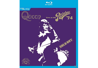 Queen - Live At The Rainbow '74 | Blu-ray