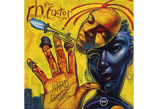 Hargrove Roy - RH FACTOR PRESENTS HARD GROOVE - (CD)