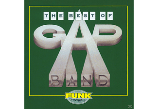 Gap Band Iv, The Gap Band - Best Of - (CD)