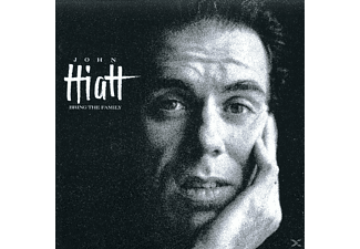 John Hiatt - Bring The Family [CD]
