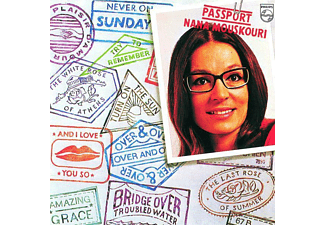 Nana Mouskouri - Passport - (CD)
