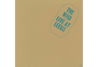 The Who - LIVE AT LEEDS (25TH ANNIVERSARY EDITION) - (CD)