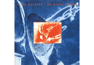 Dire Straits - ON EVERY STREET (DIGITAL REMASTERED) - (CD)