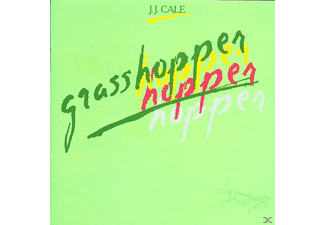 J.J. Cale - Grasshopper - (CD)