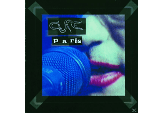 The Cure - Paris - (CD)