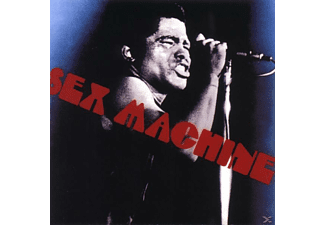 James Brown - SEX MACHINE (LIVE) - (CD)