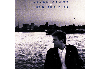 Bryan Adams - Into The Fire - (CD)