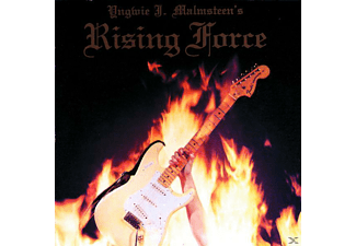 Yngwie Malmsteen - Rising Force [CD]