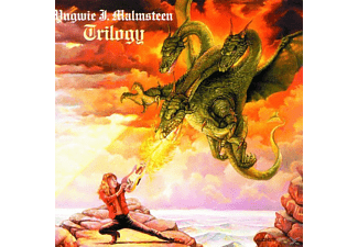 Yngwie Malmsteen - TRILOGY - (CD)