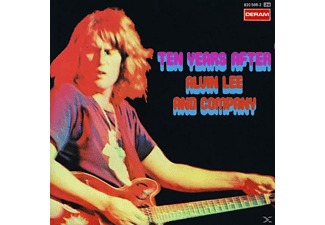 Ten Years After - Alvin Lee And Company - (CD)