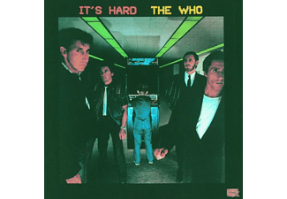 The Who - IT S HARD - (CD)