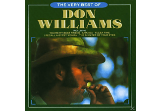 Don Williams - The Very Best Of - (CD)
