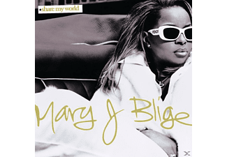 Mary J. Blige - SHARE MY WORLD/BONUS TRACK INT [CD]
