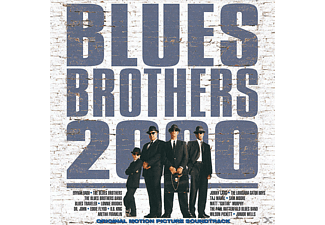 The Original Soundtrack, The Ost/blues Brothers - Blues Brothers 2000 - (CD)