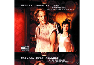 The Original Soundtrack, OST/VARIOUS - Natural Born Killers - (CD)