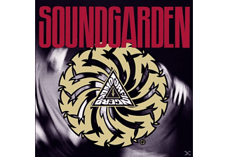 Soundgarden BADMOTORFINGER Heavy Metal CD