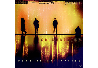 Soundgarden - DOWN ON THE UPSIDE [CD]