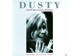 Dusty Springfield - DUSTY: THE VERY BEST OF DUSTY - (CD)