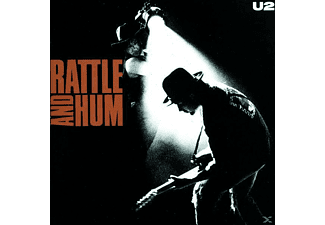U2 - Rattle And Hum (CD)