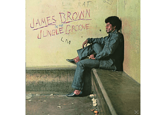 James Brown - IN THE JUNGLE GROOVE - (CD)
