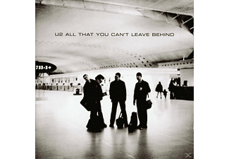 U2 - All That You Can't Leave Behind [CD]