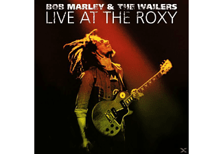 Bob Marley, Bob Marley & The Wailers - Live At The Roxy - (CD)
