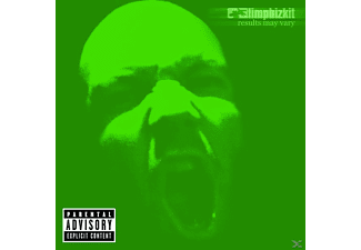 Limp Bizkit - RESULTS MAY VARY [CD]