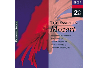 VARIOUS - Essential Mozart - (CD)