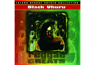 Black Uhuru - Reggae Greats [CD]