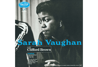 Sarah Vaughan, Vaughan, Sarah / Brown, Clifford - With Clifford Brown - (CD)