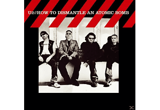 U2 - How To Dismantle An Atomic Bomb - (CD)