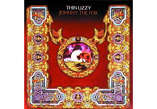Thin Lizzy - Johnny The Fox - (CD)