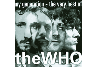 The Who - MY GENERATION - THE VERY BEST OF - (CD)