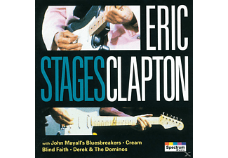 VARIOUS - Clapton, Stages Of - (CD)