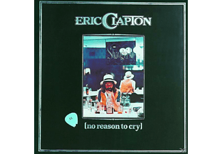 Eric Clapton - No Reason To Cry - (CD)