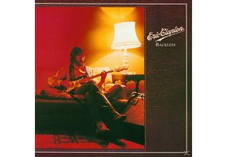 Eric Clapton - Backless - (CD)