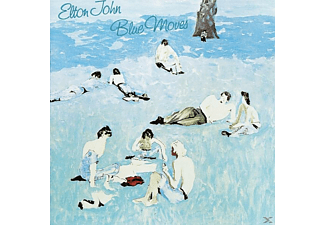 Elton John - Blue Moves [CD]