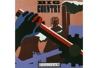 Big Country - Steeltown - (CD)