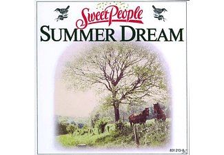 Sweet People - SUMMER DREAM - (CD)