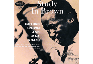 Clifford Brown - Study In Brown [CD]