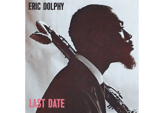 Eric Dolphy - Last Date - (CD)