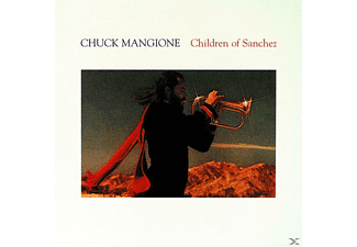 Chuck Mangione - CHILDREN OF SANCHEZ - (CD)