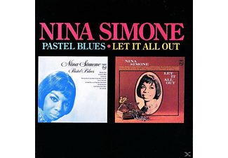 Nina Simone - Pastel Blues/All Out [CD]