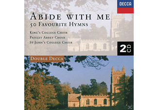 Kings College Choir Cambridge - Abide With Me-Hymns - (CD)