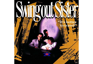 Swing Out Sister - It's Better To Travel - (CD)