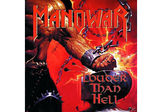 Manowar - LOUDER THAN HELL [CD]