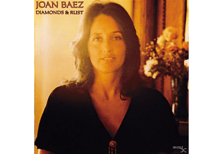Joan Baez - Diamonds And Rust - (CD)
